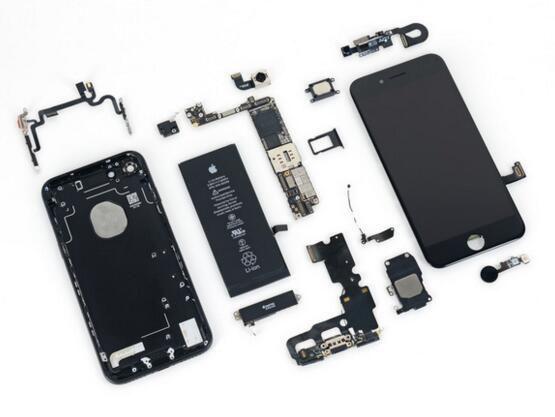 Iphone 7 tear down