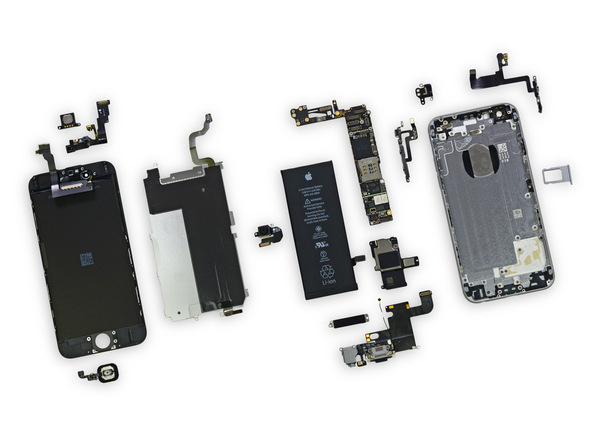 Iphone 6 tear down