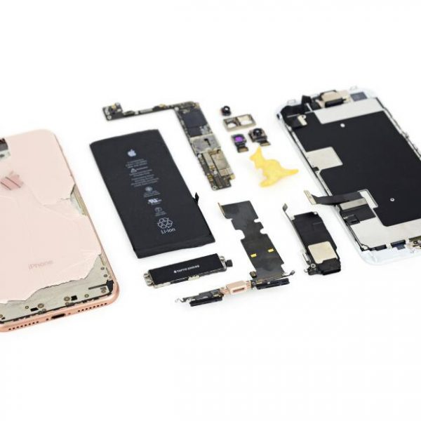 Iphone 8 plus tear down