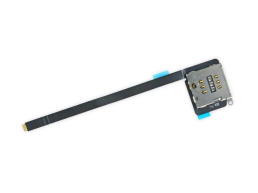 iPad Pro 12.9 SIM Card Bay