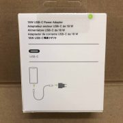 USB-C 18W power adapter (4)副本