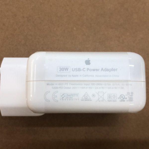 30W USB-C power adapter (1)