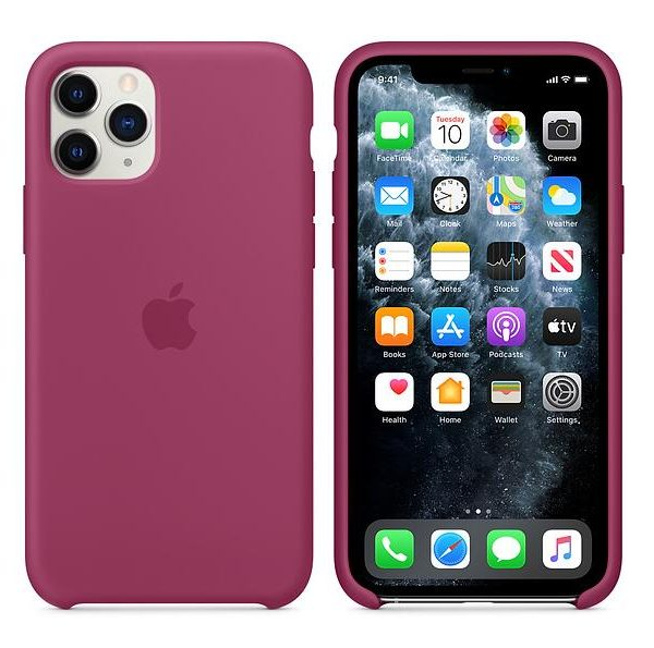 Iphone 11 Pro silicone case (10)