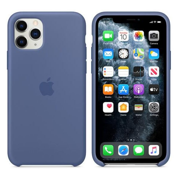 Iphone 11 Pro silicone case (14)