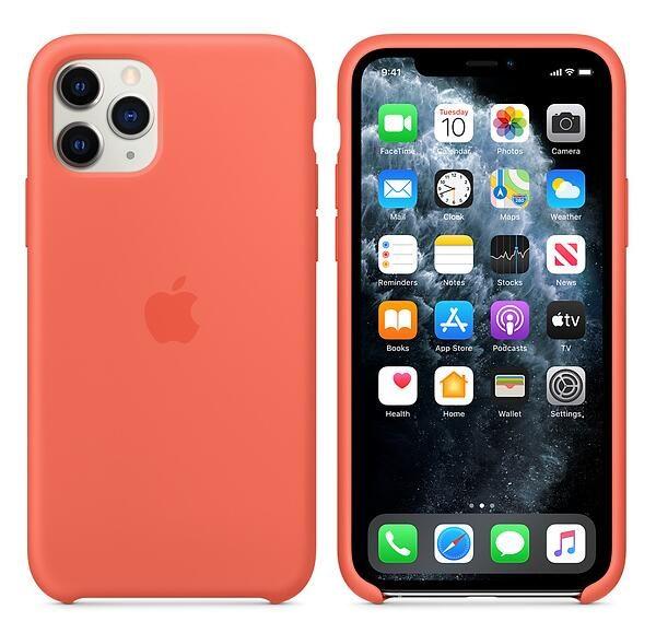 Iphone 11 Pro silicone case (8)